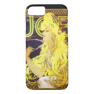Blond Beauty iPhone 7 case