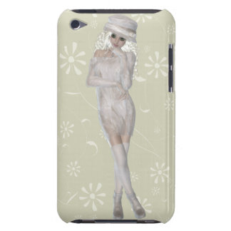 Blond Girl iPod Touch, Barely There Case