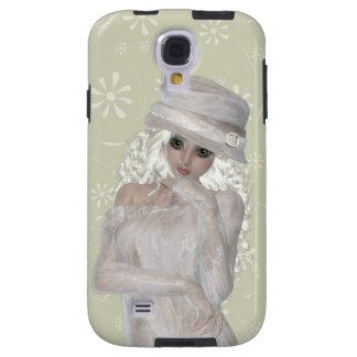 Blond Girl Samsung Galaxy S4, Tough Case