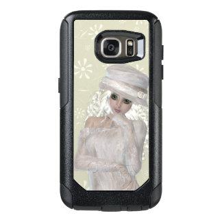 Blond Girl Samsung Galaxy S7 Commuter Series Case