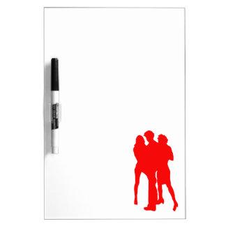 Blond girls Dry-Erase whiteboard