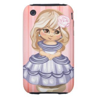 Blond Princess iPhone Case