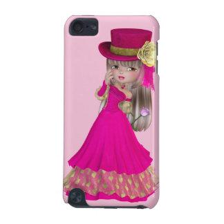 Blond Princess iPod Touch Case