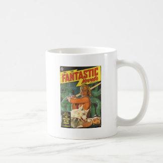 Blond Swordsman Coffee Mug