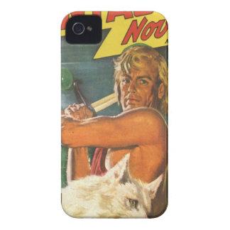 Blond Swordsman iPhone 4 Case