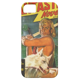 Blond Swordsman iPhone 5 Cases