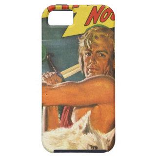 Blond Swordsman iPhone 5 Covers