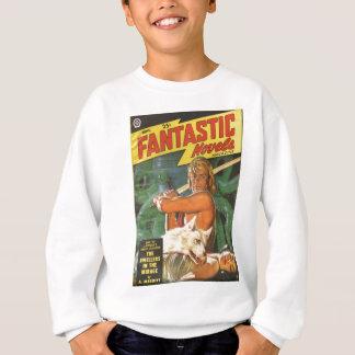 Blond Swordsman Sweatshirt