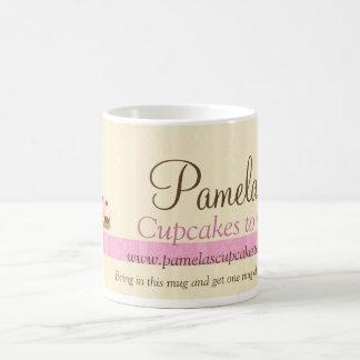 Blonde Baker Cupcake D12 Promotional Coffee Mug 1