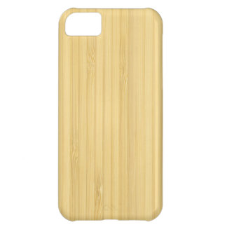 Blonde Bamboo Cover for your iPhone Cover For iPhone 5C