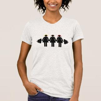 Blonde, Brunette, Redhead T-Shirt