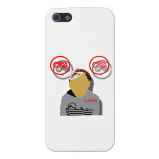 Blonde Games Sushi Iphone case Case For iPhone 5/5S