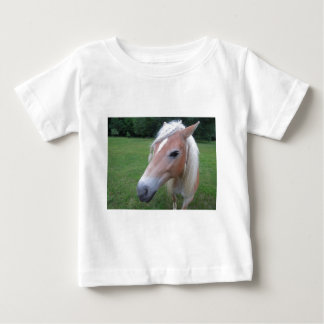 BLONDE HORSE BABY T-Shirt