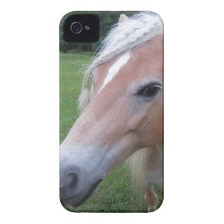 BLONDE HORSE iPhone 4 Case-Mate CASES