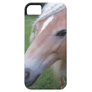 BLONDE HORSE iPhone 5 COVERS