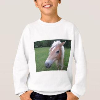 BLONDE HORSE SWEATSHIRT