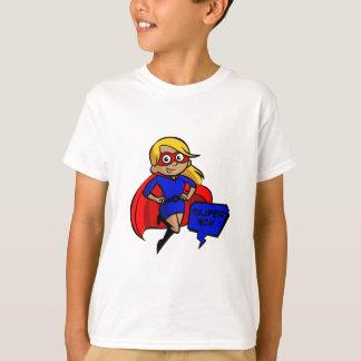 blonde super mom T-Shirt