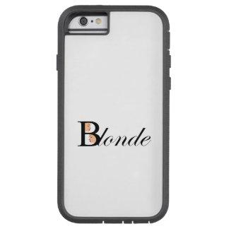 Blonde Tough Xtreme iPhone 6 Case
