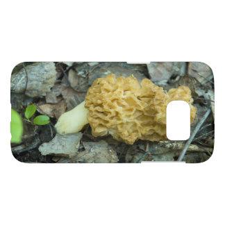 Blonde Wild Morel Mushroom Samsung Galaxy S7 Case