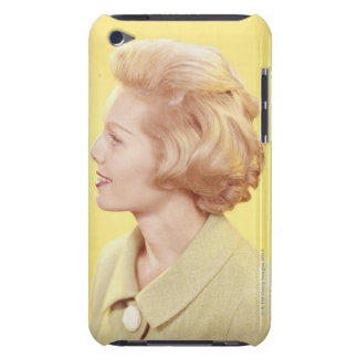 Blonde Woman 2 iPod Touch Case-Mate Case