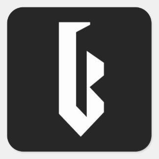 """Bloo"" Logo Sticker"