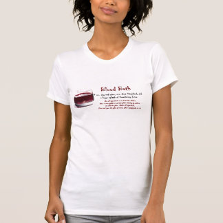 Blood Bath drink recipe Tee Shirts