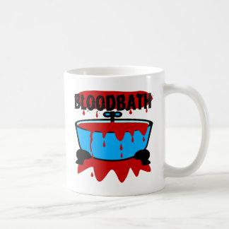 Blood Bath With Blood & Tub Coffee Mug