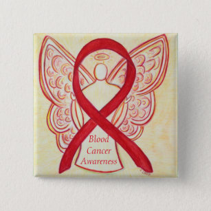 Blood Cancer Awareness Buttons & Pins | Zazzle CA