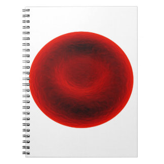 Blood cell notebook