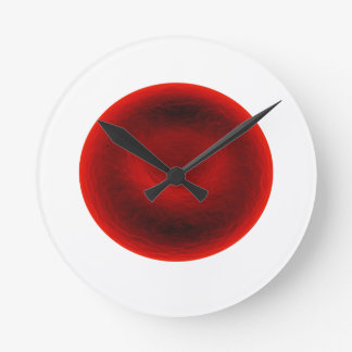 Blood cell round clock
