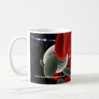 Blood Cells Coffee Mug