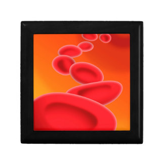 Blood Cells Jewelry Boxes