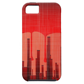 Blood City Grunge Case For The iPhone 5