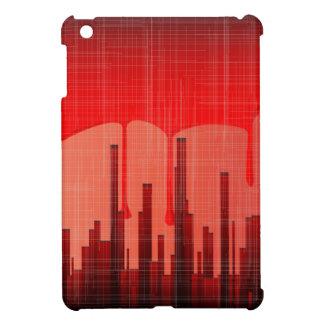 Blood City Grunge iPad Mini Covers