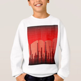 Blood City Grunge Sweatshirt