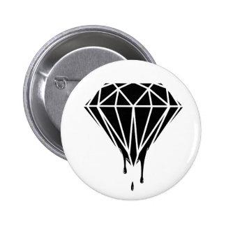 Blood Diamond 2 Inch Round Button