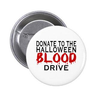 Blood Drive 2 Inch Round Button