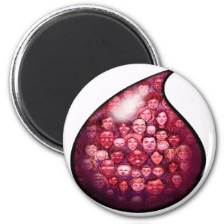 Blood Drop Magnet
