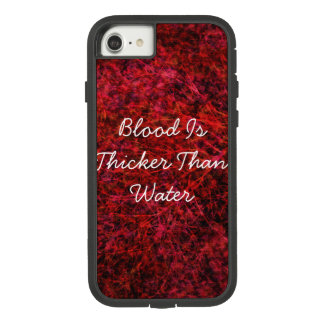 Blood Is Thicker Than Water Case-Mate Tough Extreme iPhone 8/7 Case