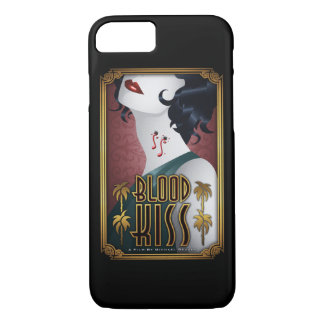 Blood Kiss iPhone 7 Hard Case