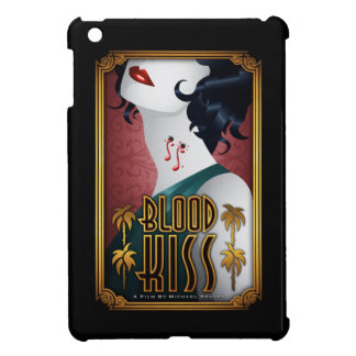Blood Kiss Official Poster Cover For The iPad Mini