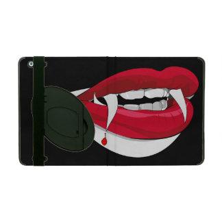 Blood Lust iPad Folio Cover