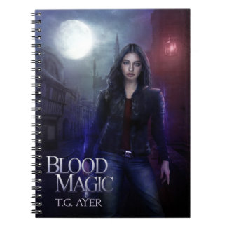 Blood Magic Notebook