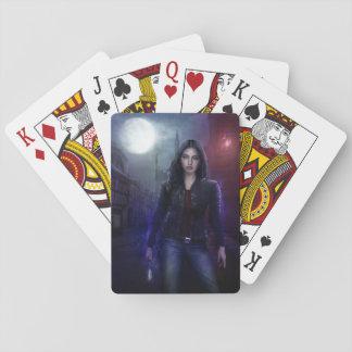 Blood Magic Playing Cards