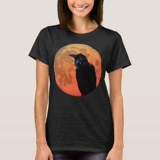 Blood Moon Raven T-Shirt