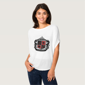 Blood Moon University Crest Women's Top