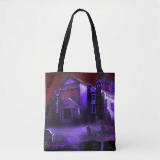 Blood Moon University School Tote Bag