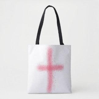 blood of christ cross bag
