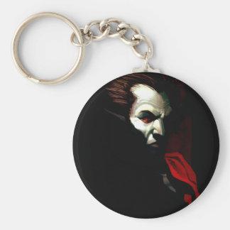 Blood of Darkness Basic Round Button Keychain