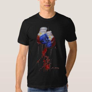 Blood of the Filipino Warrior Dark Tee Shirts